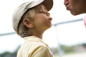 Lucas kiss